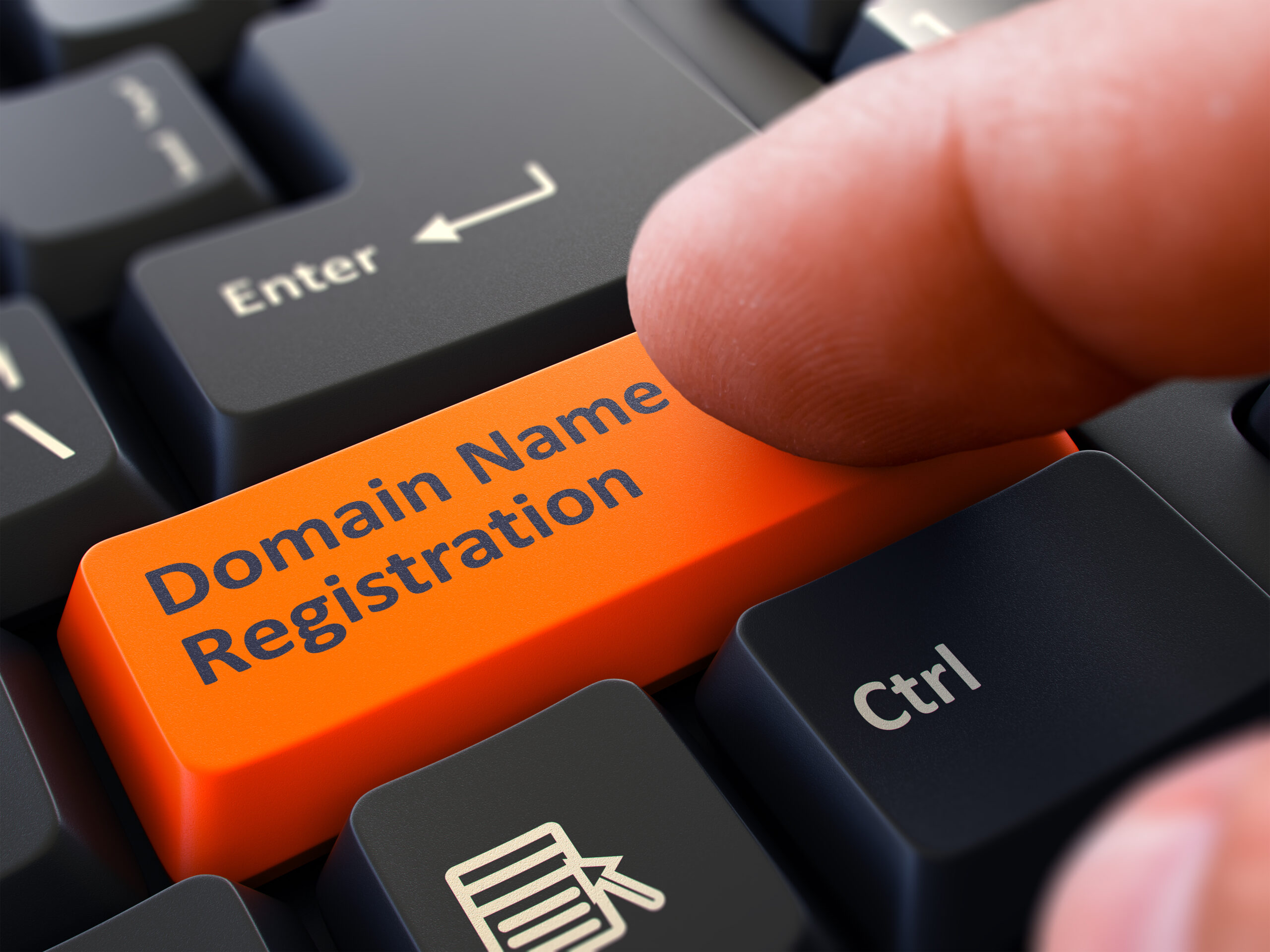 Domain Registration & Hosting